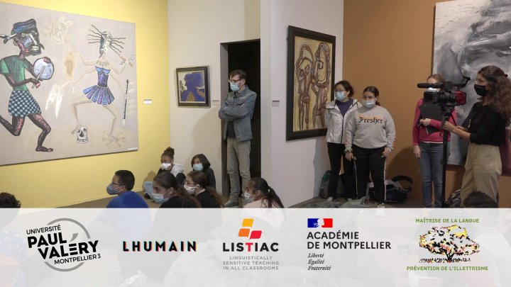 Linguistically Sensitive Teaching in all Classrooms au Musee Paul Valery de Sete